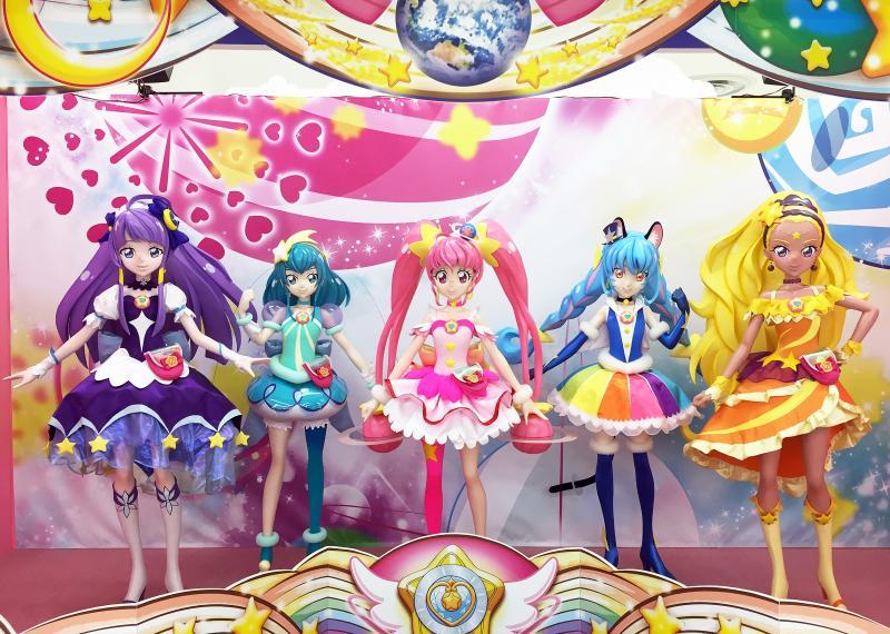 スター☆トゥインクルプリキュアのイベント キラキラジャーニーが富山で開催するよ!
