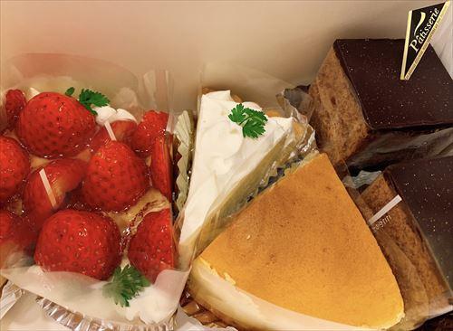 富山市新庄のケーキ屋さん うさぎ家のホッと落ち着くケーキはチーズ系がいちおし!