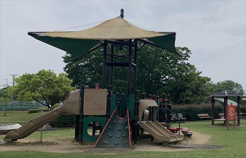 スポーツ公園遊具
