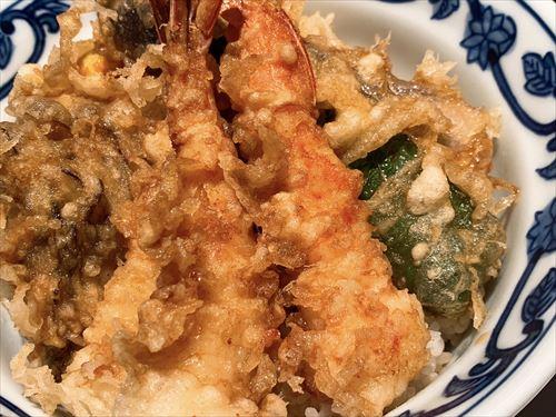 天ぷらつな八天丼