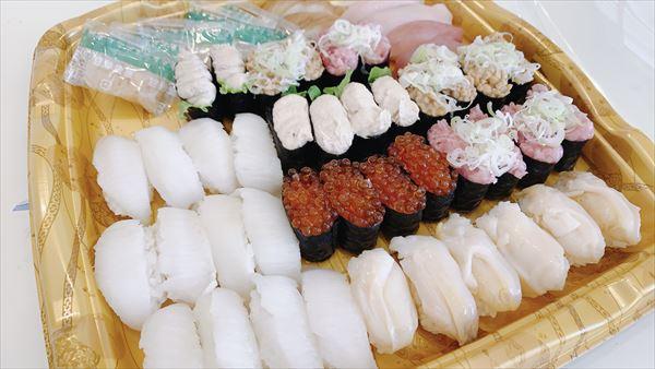 きときと寿司2021夏